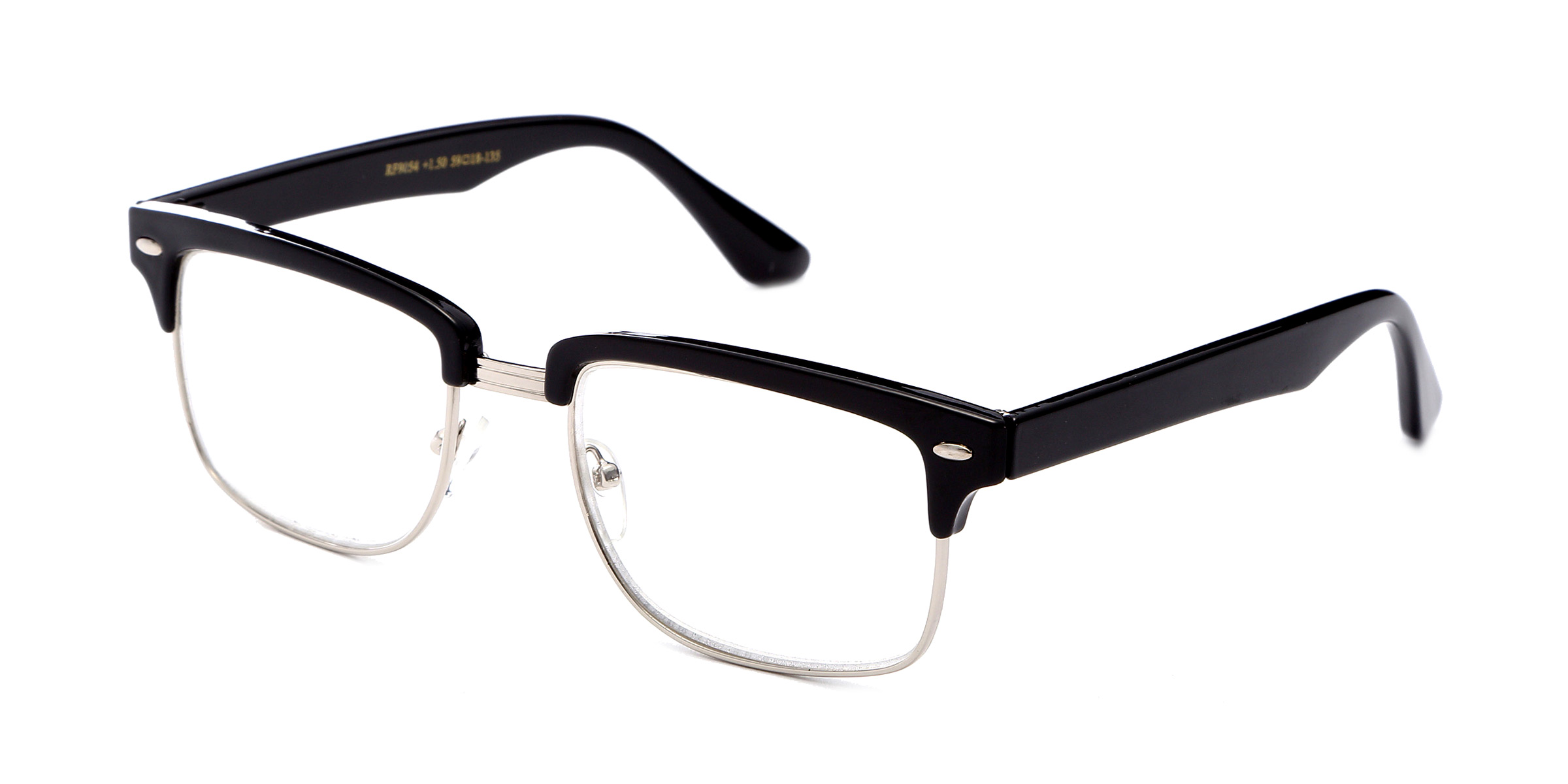 New Rectangular Half Frame Vintage Style Reading ...