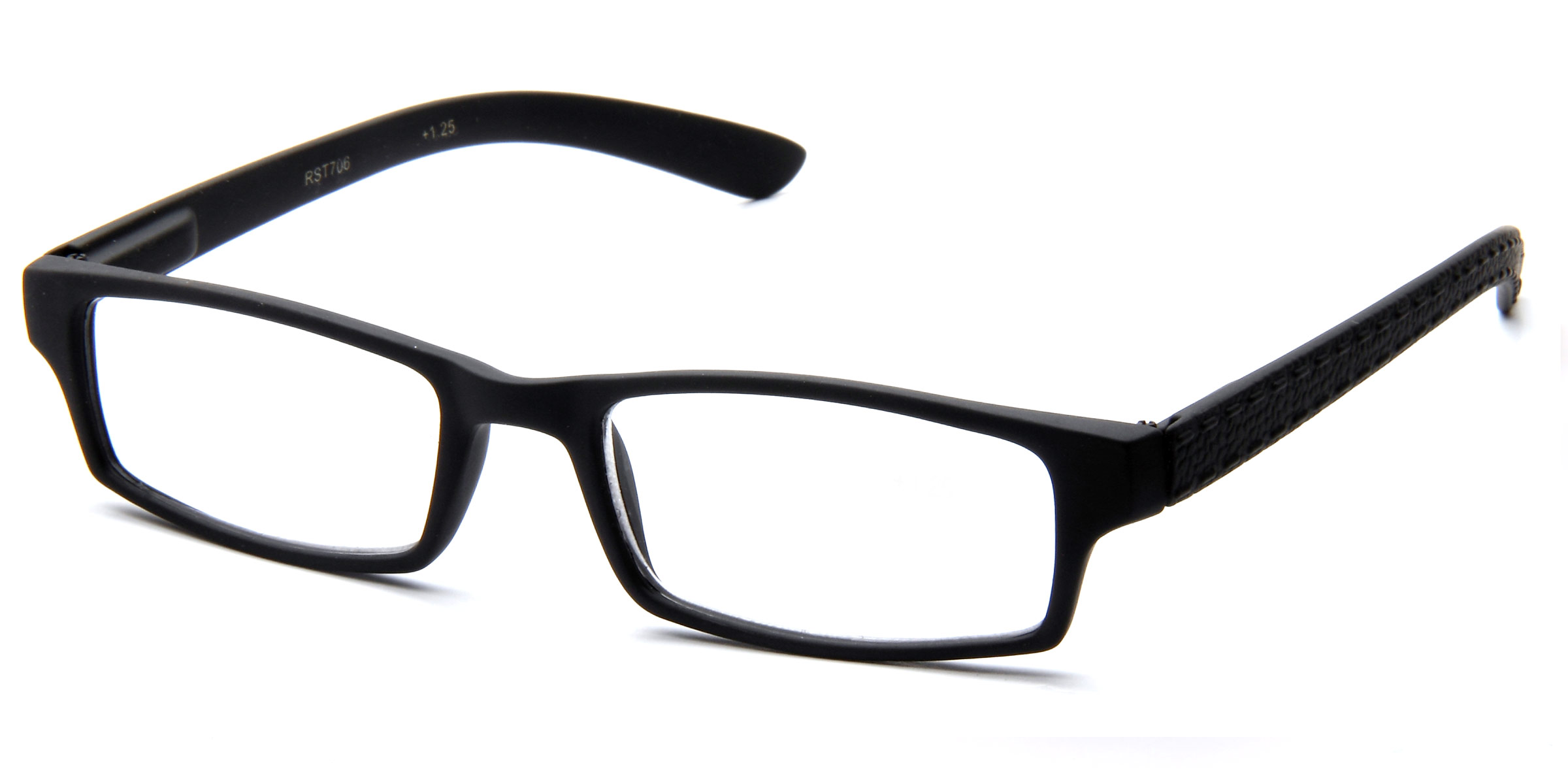 Oversized Wayfarer Reading Glasses